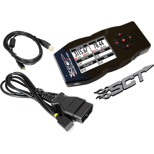 SCT X4 Performance Programmer For Ford Cars & Trucks - 7015