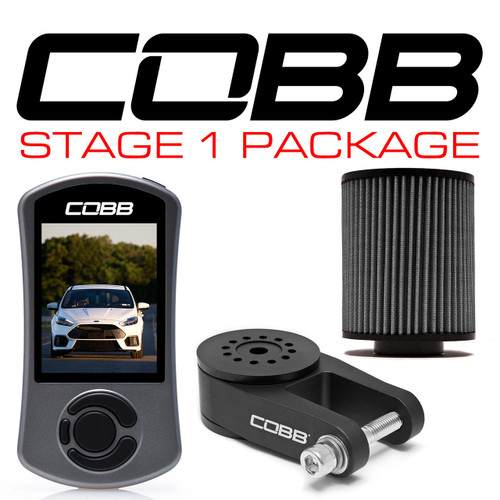 Cobb Ford Stage 1 Power Package Focus RS 2016-2018 (FOR0040010)