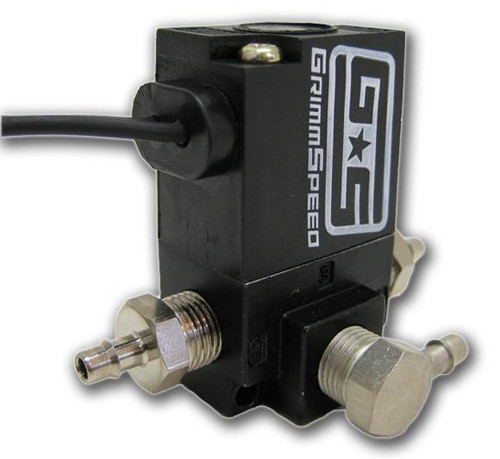 GrimmSpeed 3-Port Electronic Boost Control Solenoid For Evo 8/9 – 057019