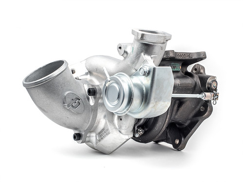 Forced Performance MHI TF06-18K Turbo Upgrade For 08-15 Mitsubishi Evo X - 2002010