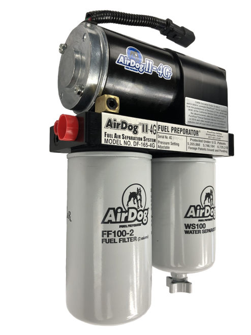 AirDog II-4G DF-165 Fuel Pump For 08-10 Ford Powerstroke 6.4L - A6SABF494