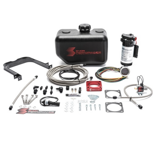 Snow Performance Stage 2.5 Boost Cooler For 2008-2015 Mitsubishi EVO X - SNO-2120-BRD