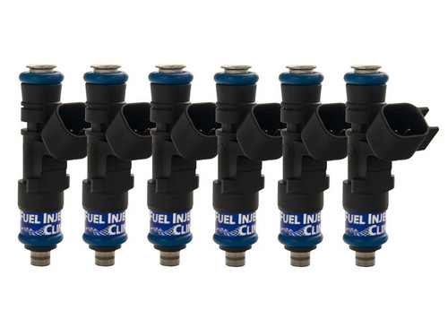 FIC 650cc Fuel Injector Clinic Injector Set (High-Z) For Nissan GT-R R35 (IS188-0650H)