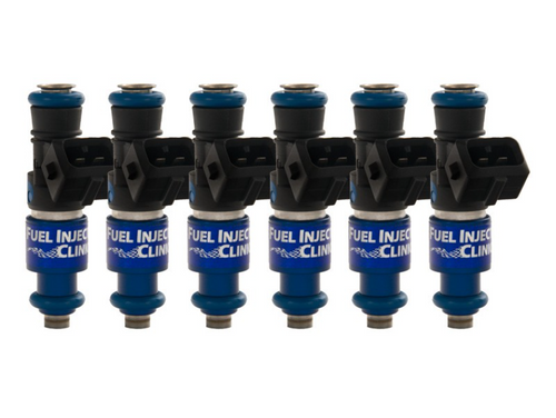 1200cc Fuel Injector Clinic Injector Set Of 6 (High-Z) For Nissan GT-R R35 (IS188-1200H)