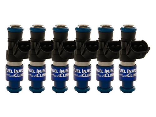 1650cc Fuel Injector Clinic Injector Set Of 6 (High-Z) For Nissan GT-R R35 (IS188-1650H)