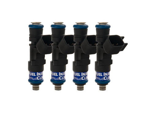 650cc FIC Mitsubishi Evo X Fuel Injector Clinic Injector Set (High-Z) (IS127-0650H)