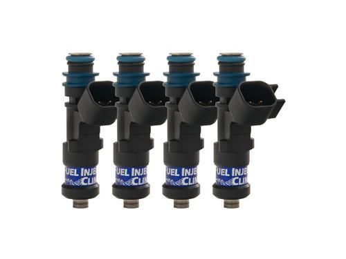 Fuel Injector Clinic 1000cc Fuel Injectors Set For 02-14 WRX/07+ STI