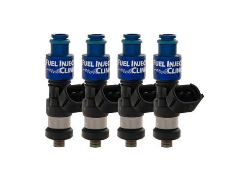 Fuel Injector Clinic 2150cc Fuel Injectors For 02-14 Subaru WRX / 07+ Subaru STI - IS175-2150H