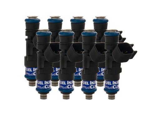 Fuel Injector Clinic 1000cc (110lbs/hr) Fuel Injectors For Dodge Hellcat - IS153-1000H