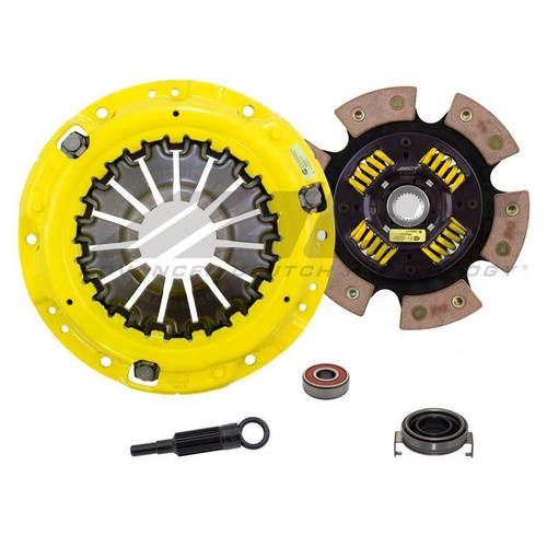 ACT SB5-HDG6 Race Sprung 6 Pad Clutch Kit For 06-18 Subaru WRX