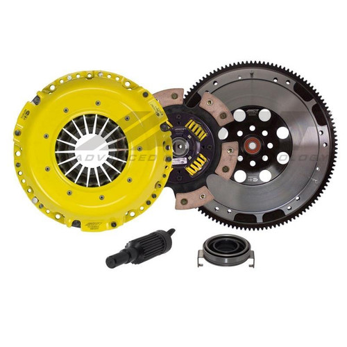 ACT SB11-XTG6 Xtreme Race Sprung 6 Pad Clutch Kit For 06-18 Subaru WRX