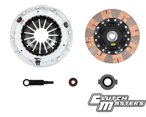 Clutch Masters FX400 8 Puck Clutch Kit For 2015-2017 Subaru WRX (15020-HDCL)