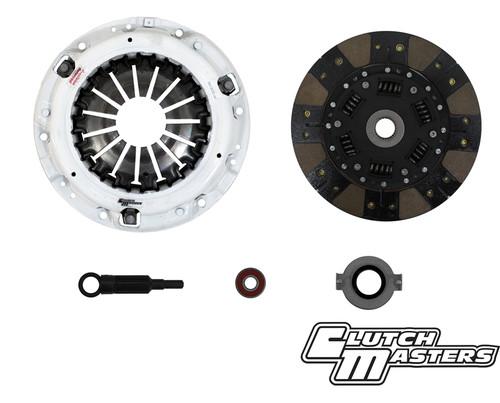 Clutch Masters FX350 Sprung Hub Fiber Friction Clutch Kit For 2015-2017 Subaru WRX (15020-HDFF)