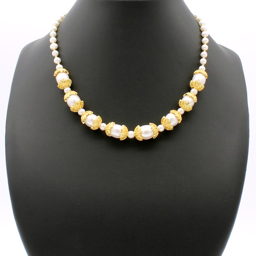 Carcinus Pearl Necklace