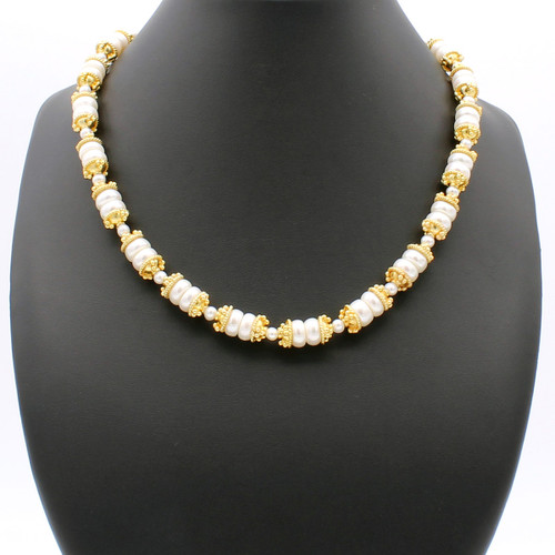Galene Pearl Necklace