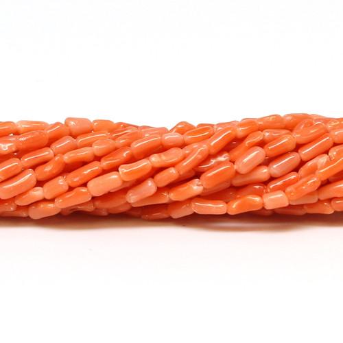Pink Coral Tubes