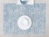 CHILEWICH PLACEMAT MOSAIC - RECTANGLE