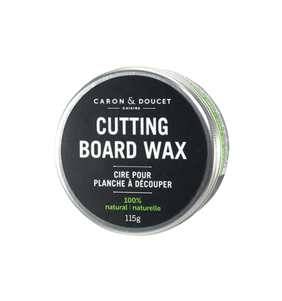 CARON & DOUCET - CUTTING BOARD WAX