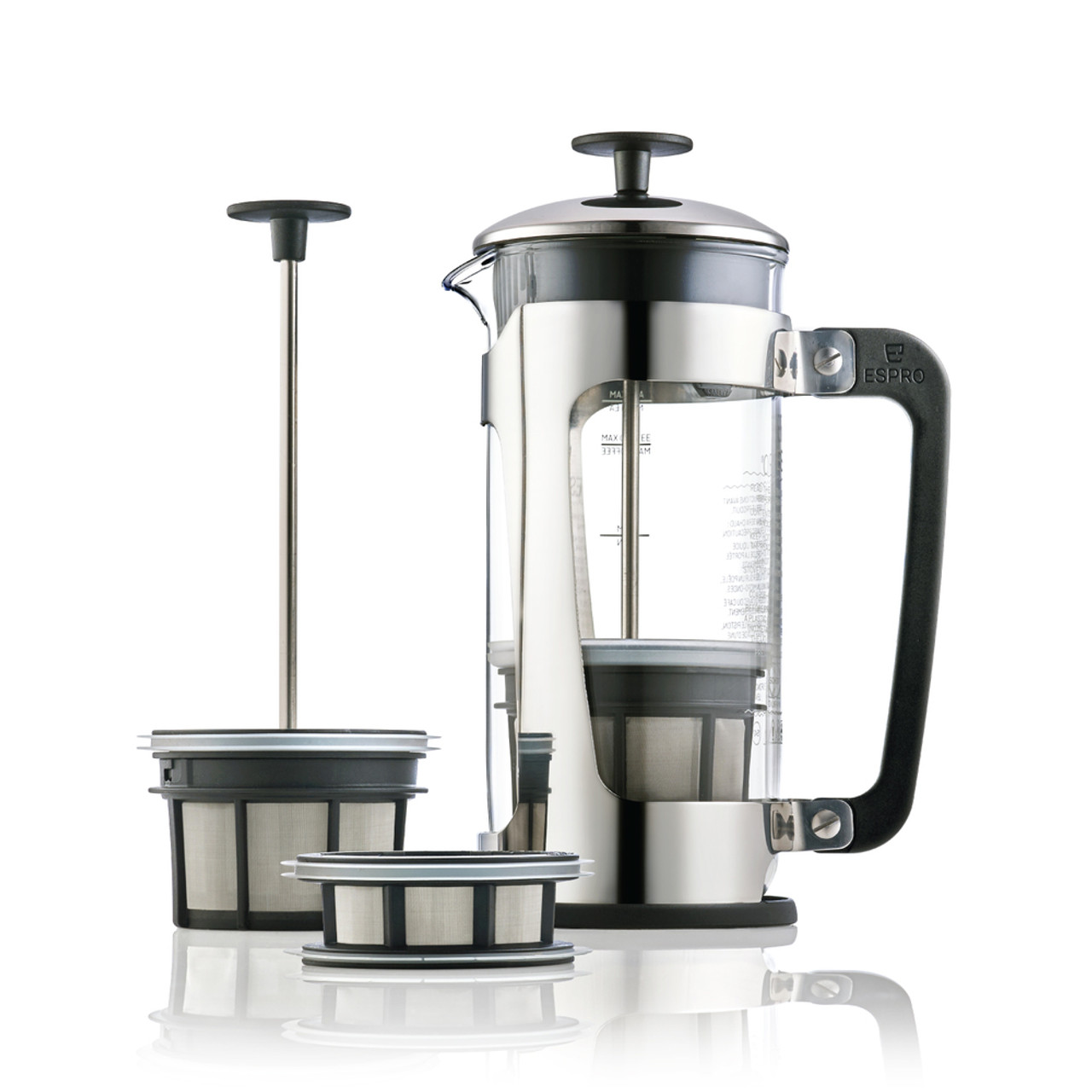 ESPRO PRESS - P5 GLASS FRENCH PRESS -18oz