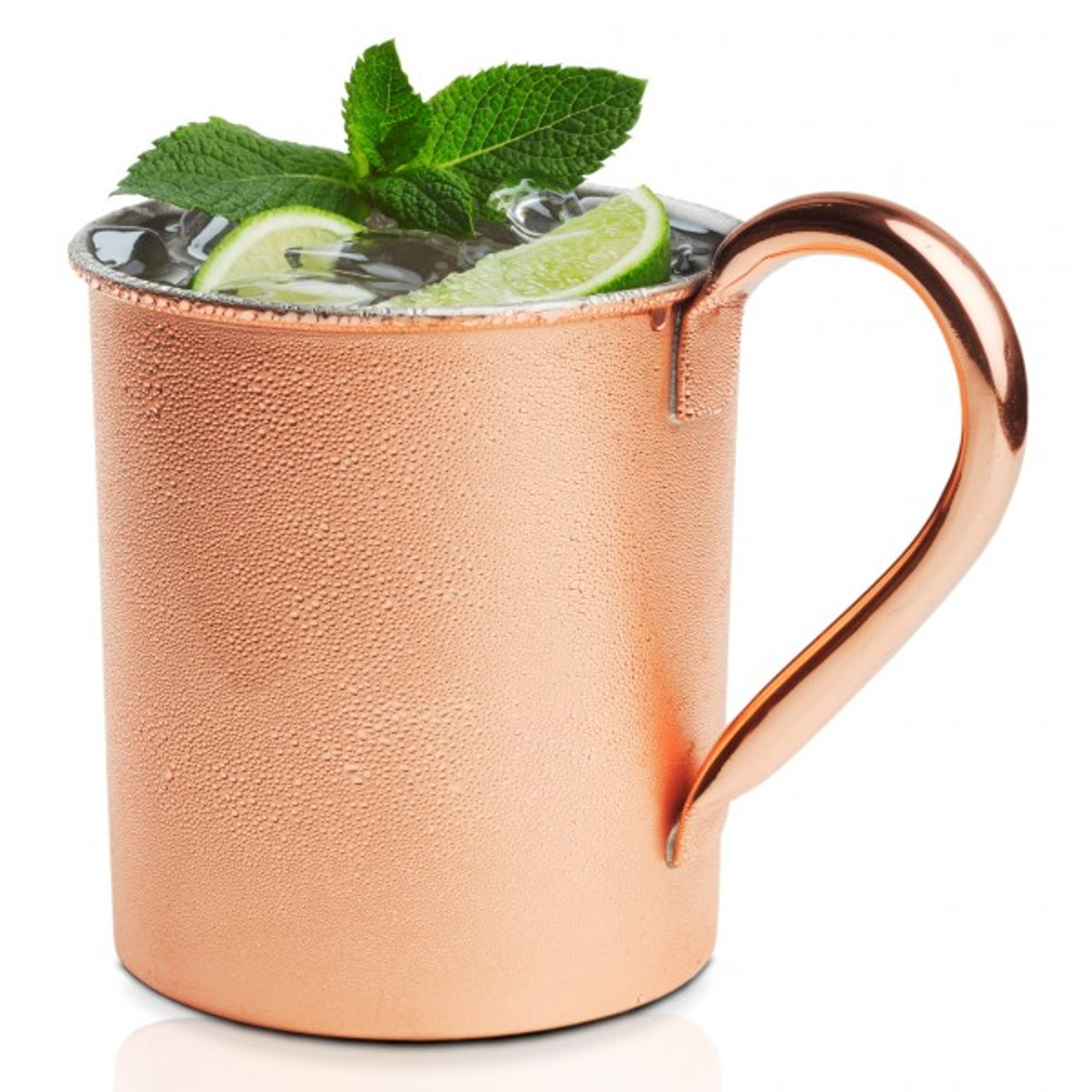 MOSCOW MULE COPPER STRAIGHT SHAPE MUG
