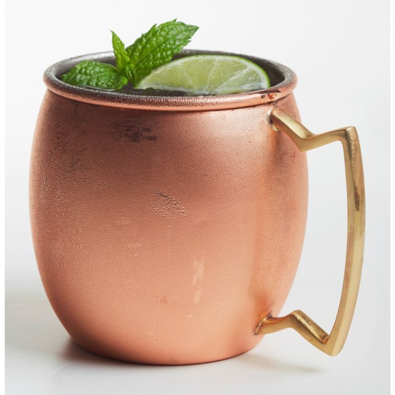MOSCOW MULE MUG BELLY SHAPE - SMOOTH FINISH