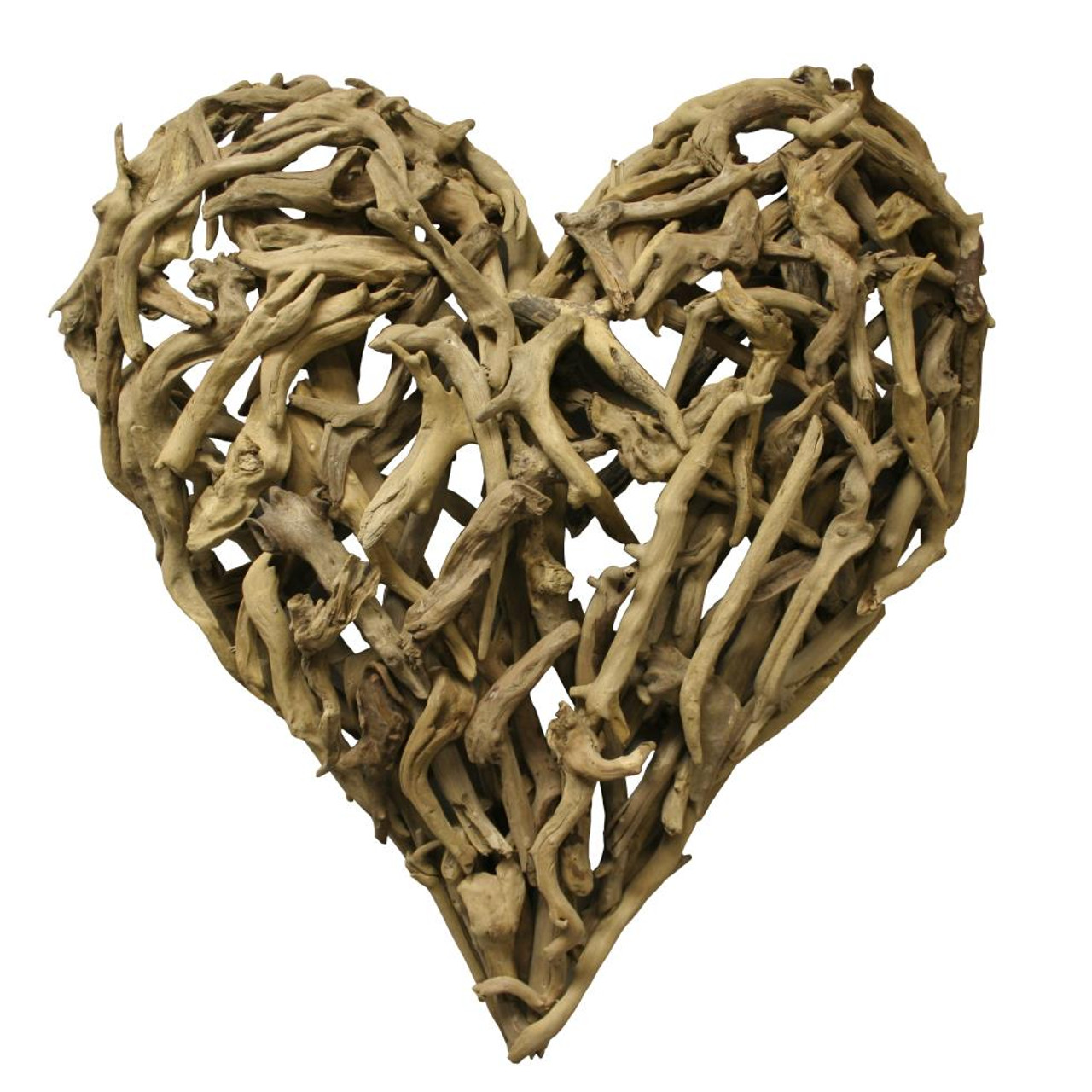 DRIFTWOOD HEART - LARGE
