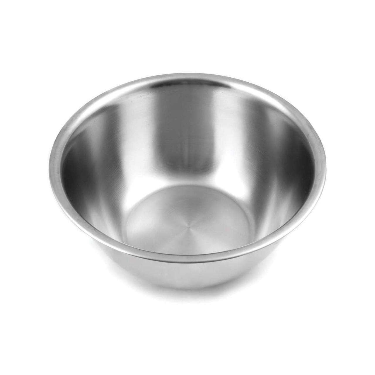 FOX RUN STAINLESS STEEL MIXING BOWL 4.25QT