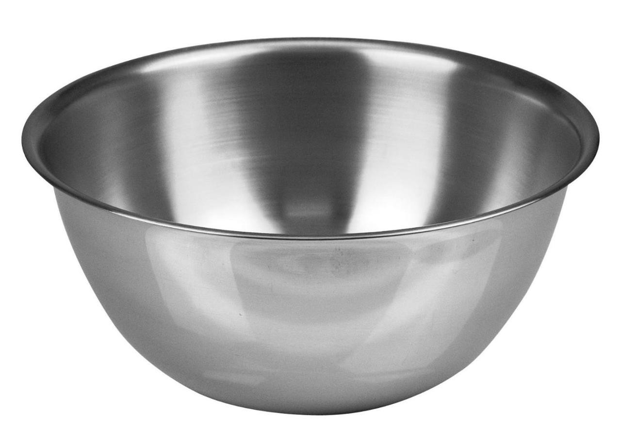 FOX RUN STAINLESS STEEL MIXING BOWL 6.25QT