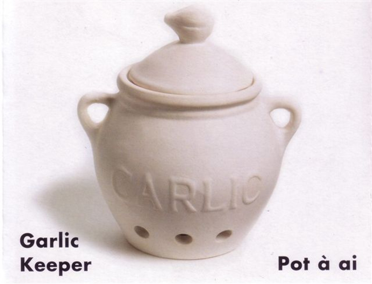 FOX RUN GARLIC KEEPER