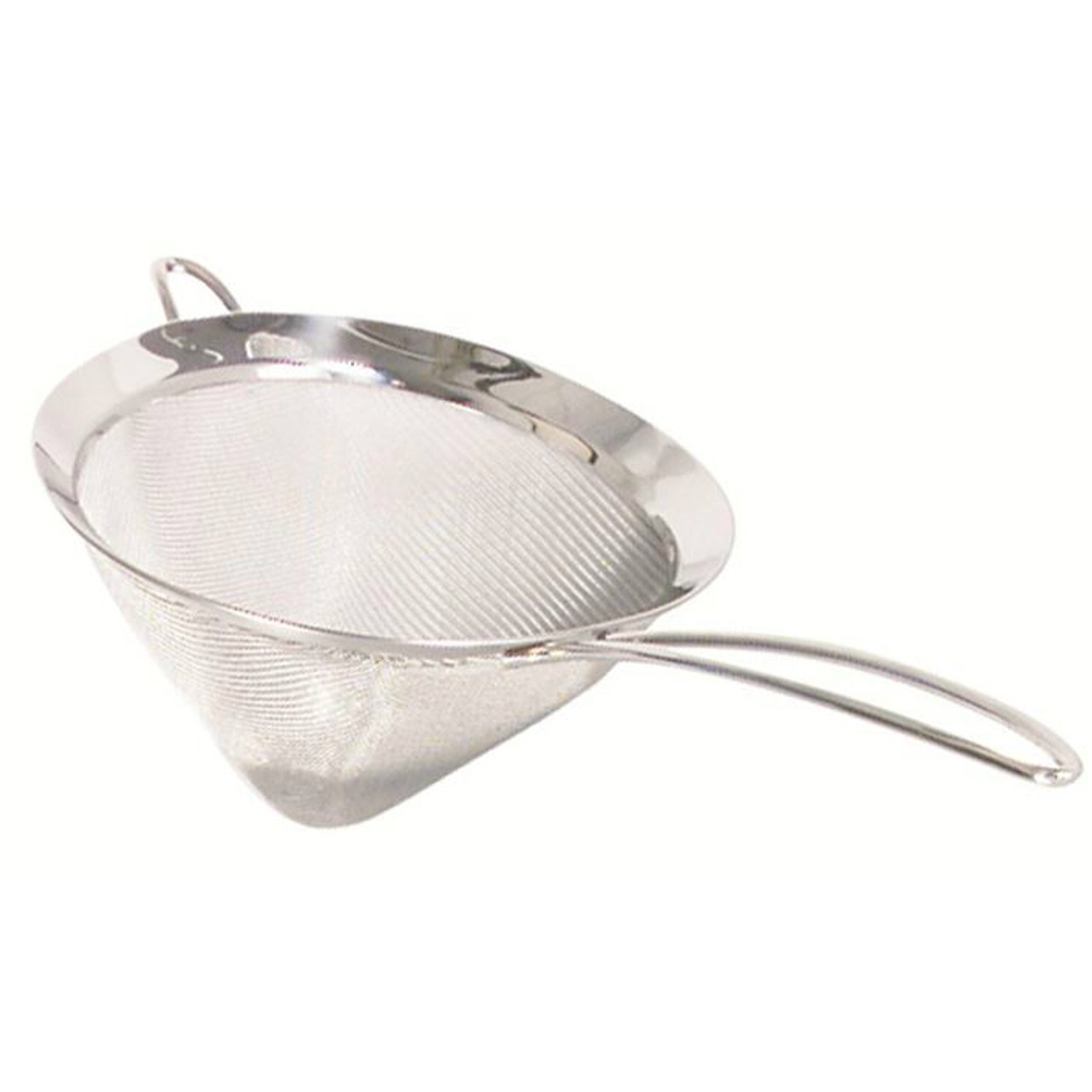 CUISIPRO MESH STRAINER CONE SHAPED 7""