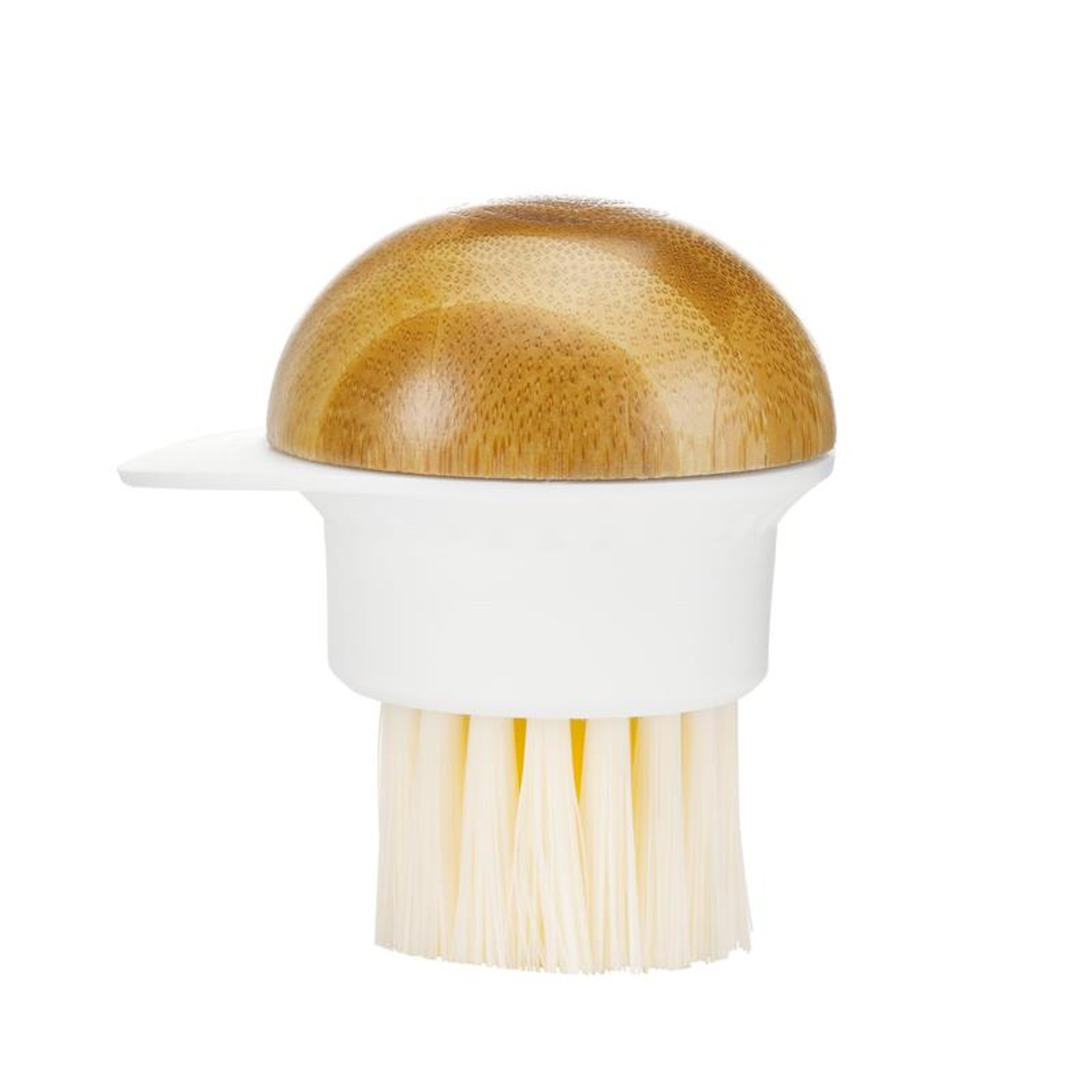 FULL CIRCLE FUN GUY 2-in-1 MUSHROOM CLEANING BRUSH