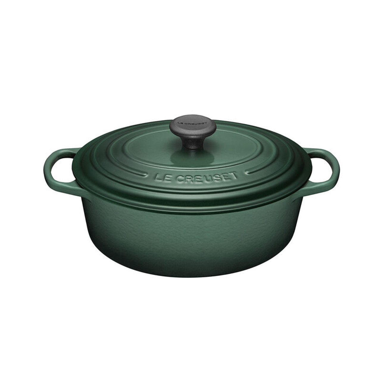 LE CREUSET OVAL FRENCH OVEN 4.7L