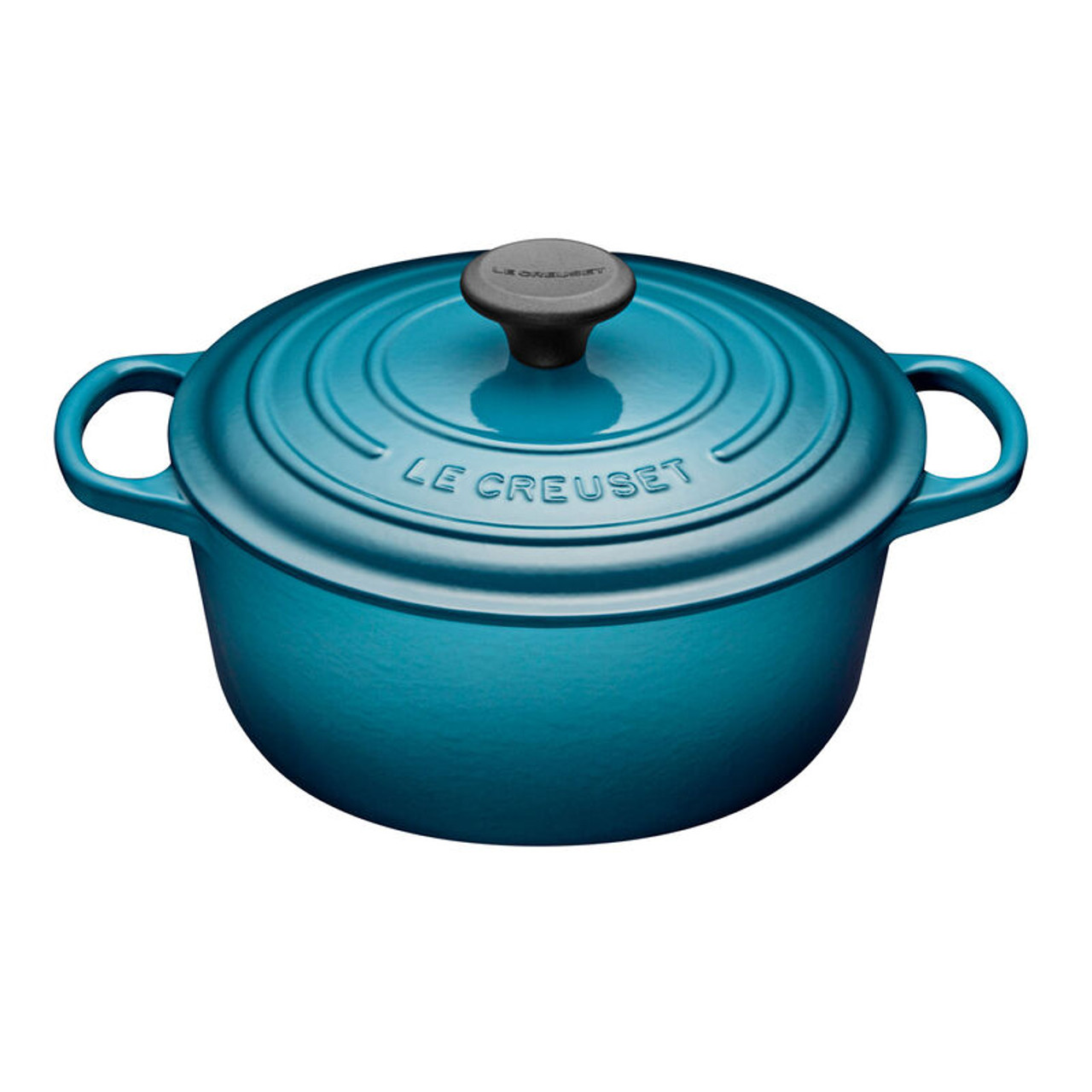 LE CREUSET ROUND FRENCH OVEN 4.2L
