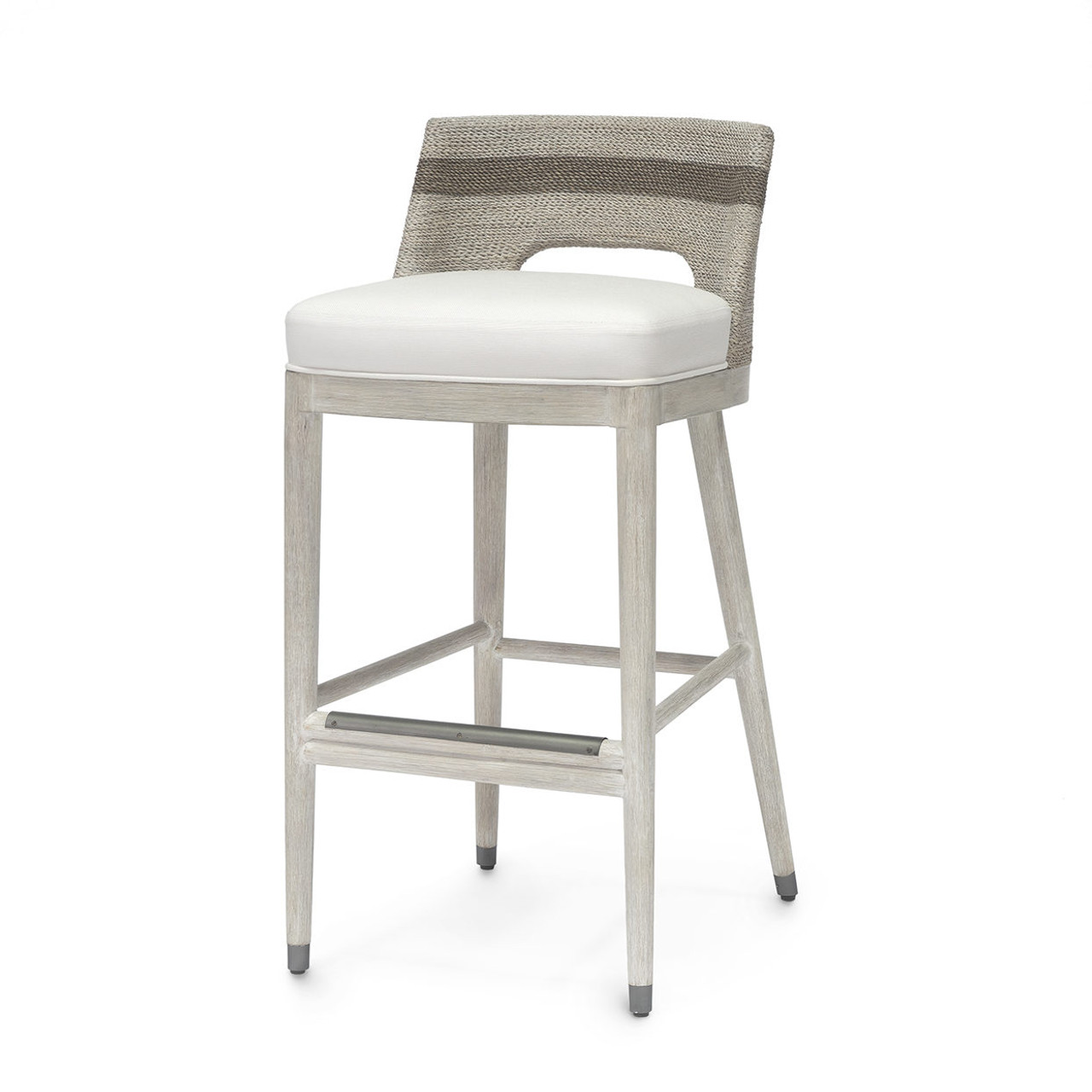 FRITZ ROPE BAR & COUNTER STOOL
