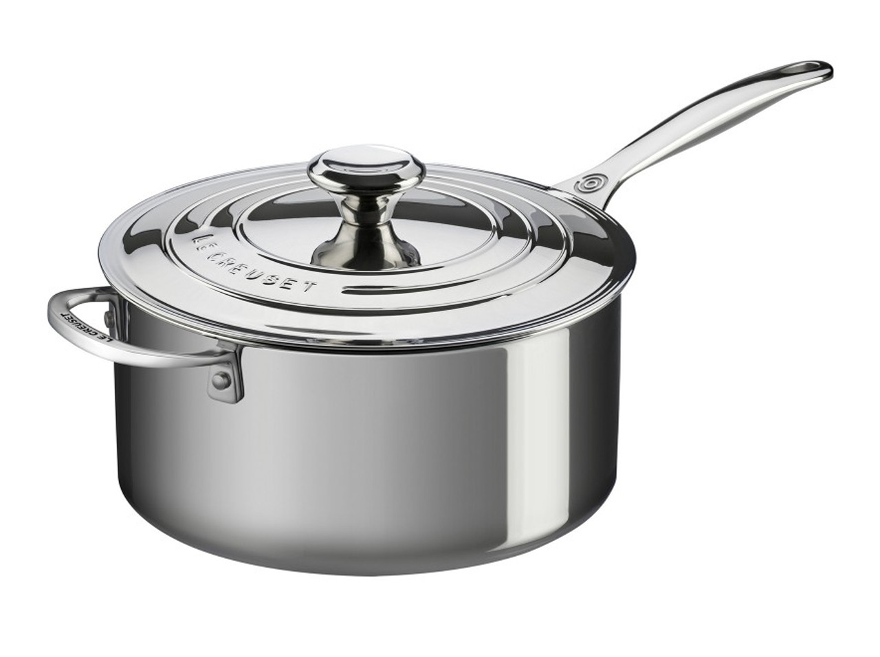 LE CREUSET TRI-PLY STAINLESS ESSENTIAL PAN 5.3L