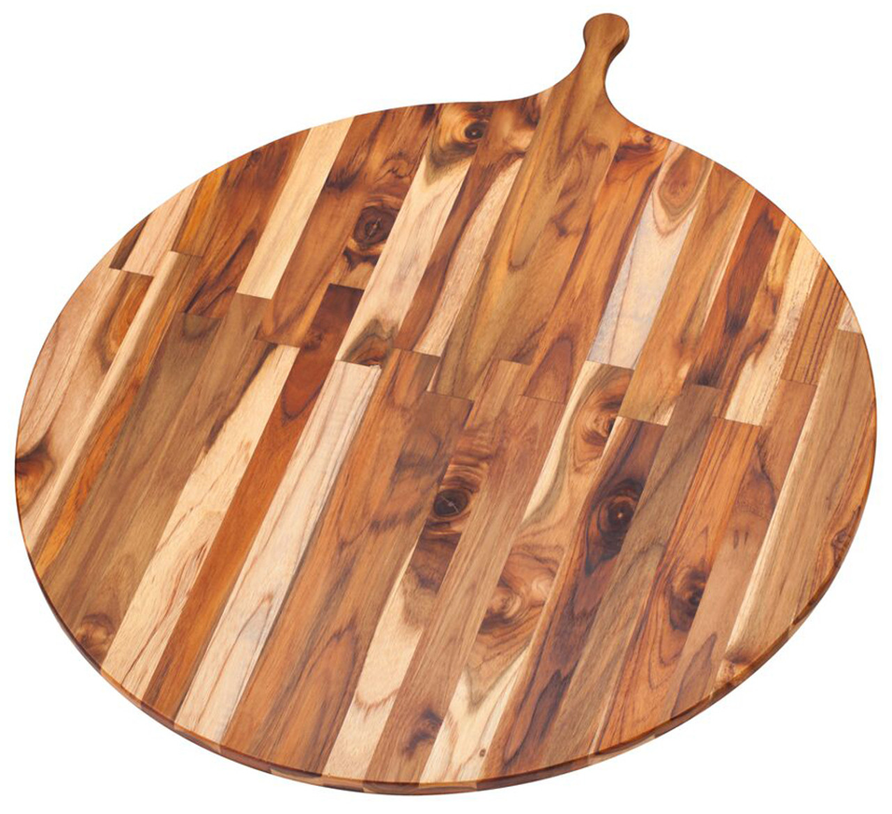 TEAKHAUS ATLAS SERVING BOARD LARGE 32.5X28