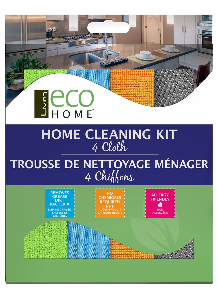ECO HOME HOME CLEANING KIT