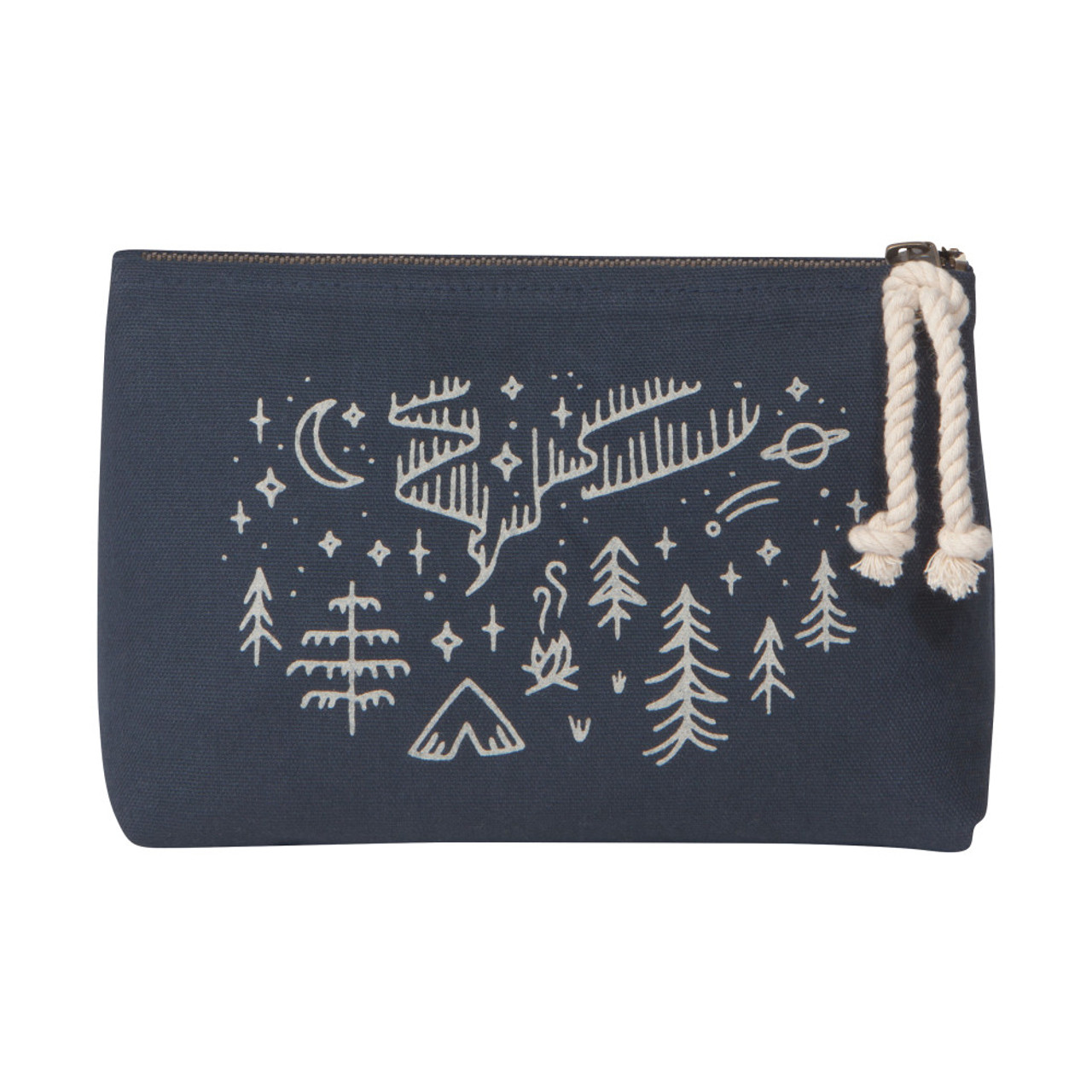 COSMETIC BAG SMALL - STAY WILD
