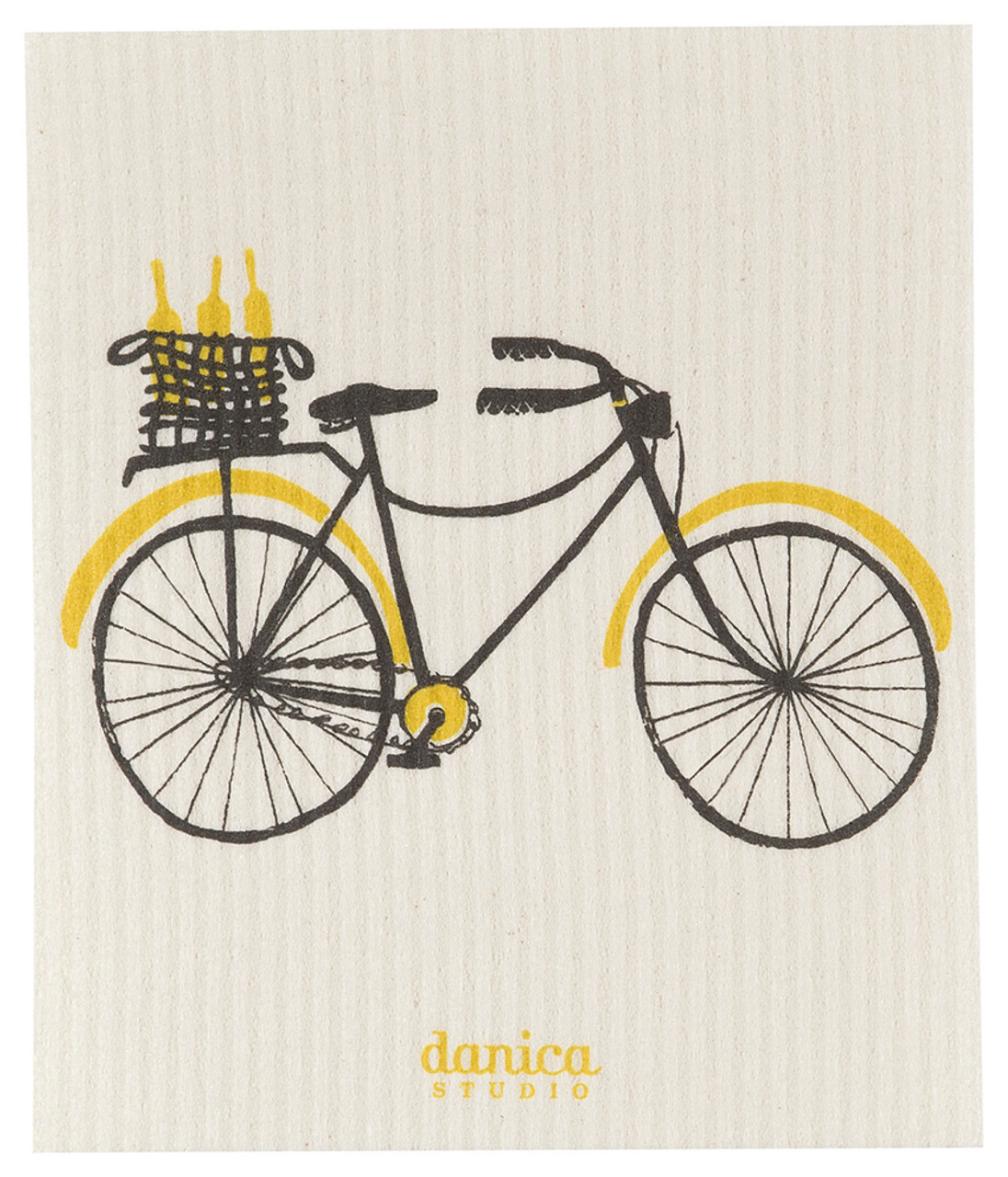 SWEDISH DISH CLOTH - BICICLETTA