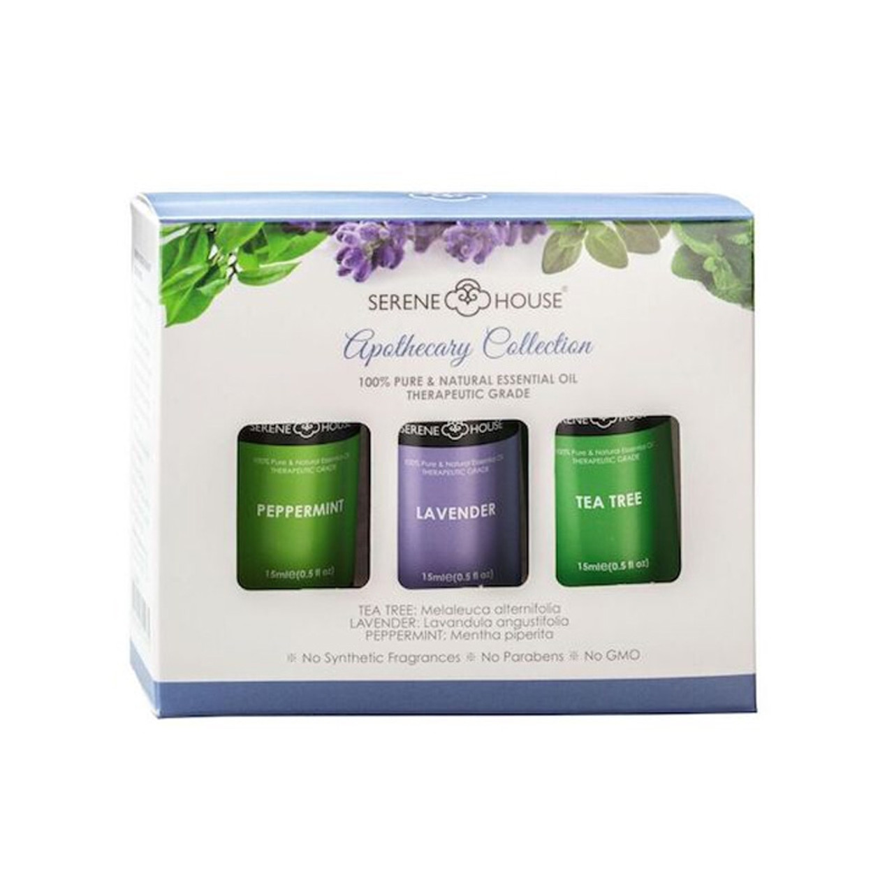 SCENTILIZERS ESSENTIAL OILS - APOTHECARY SET