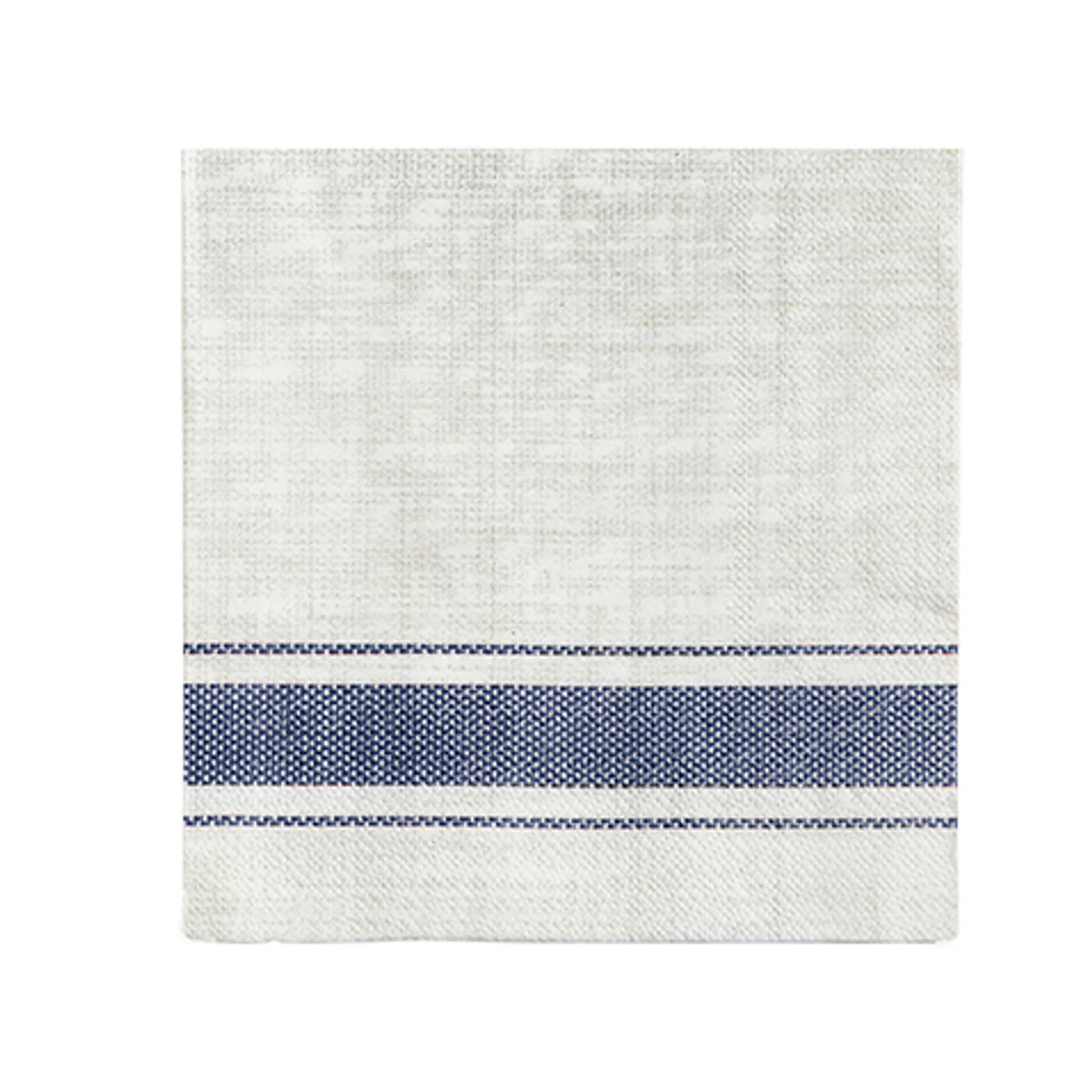 COCKTAIL NAPKIN - BISTRO STRIPE