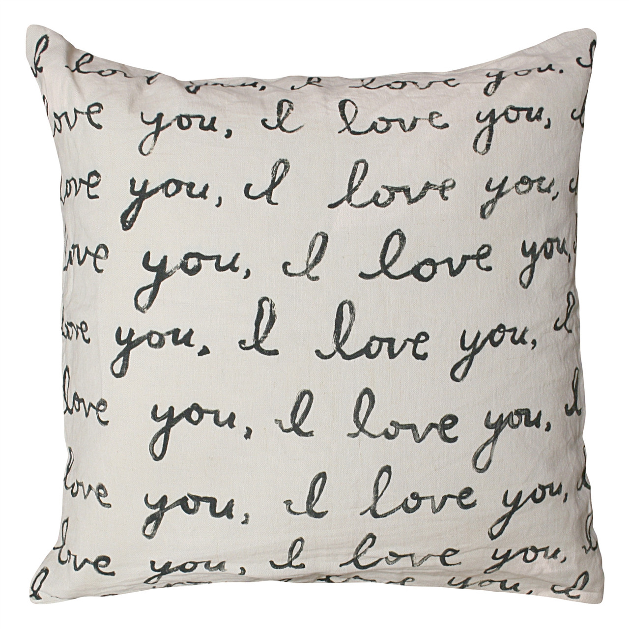 PILLOW COLLECTION - LETTER FOR YOU