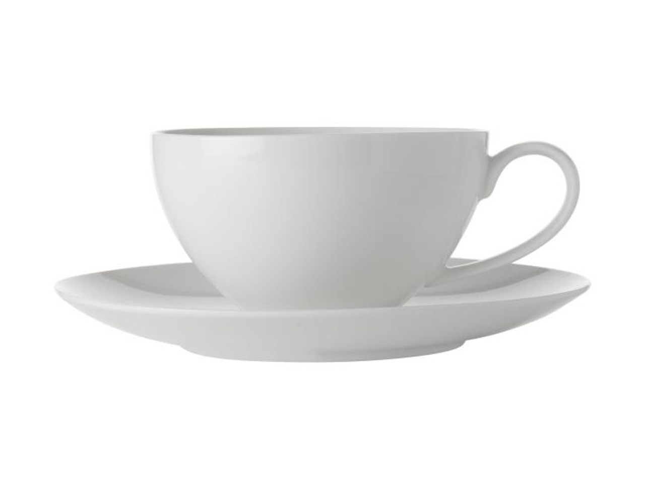 CUP & SAUCER - CAPPUCCINO
