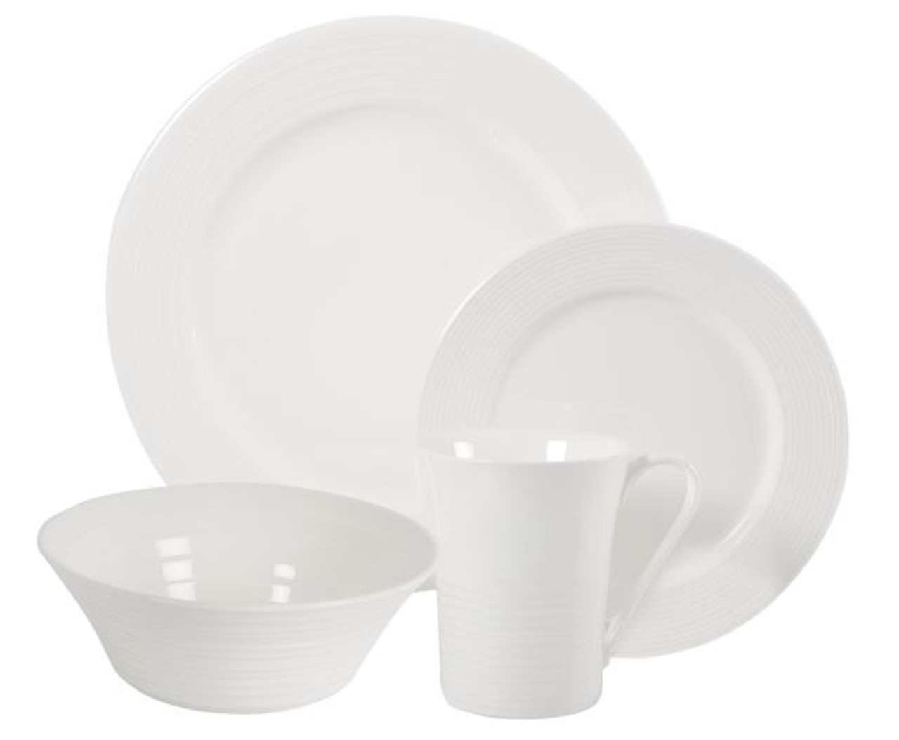 DINNER SET - CIRQUE - 16 PIECES