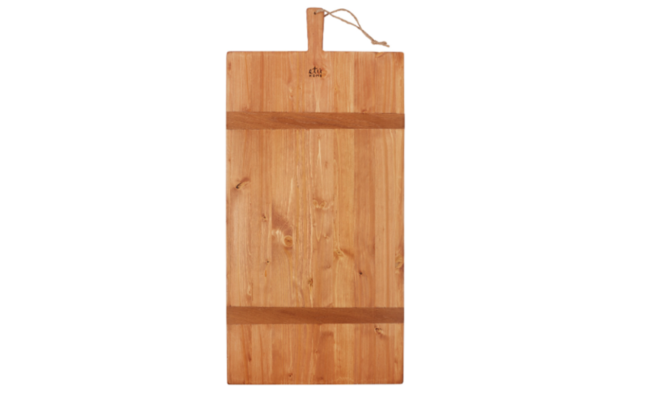 CHARCUTERIE BOARD - RECTANGLE PINE EXTRA LARGE