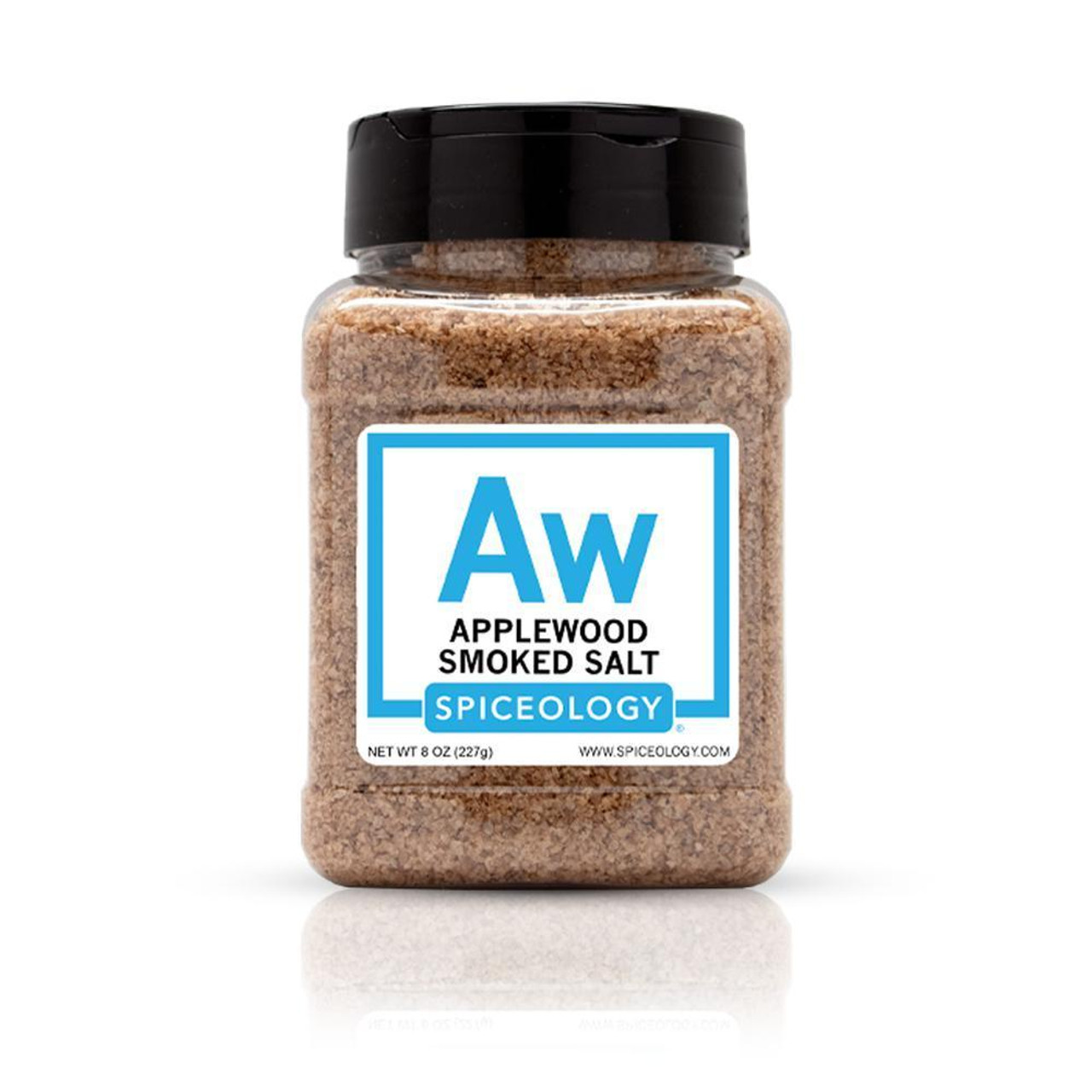 SPICEOLOGY INFUSED SALT - APPLEWOOD SMOKED SALT