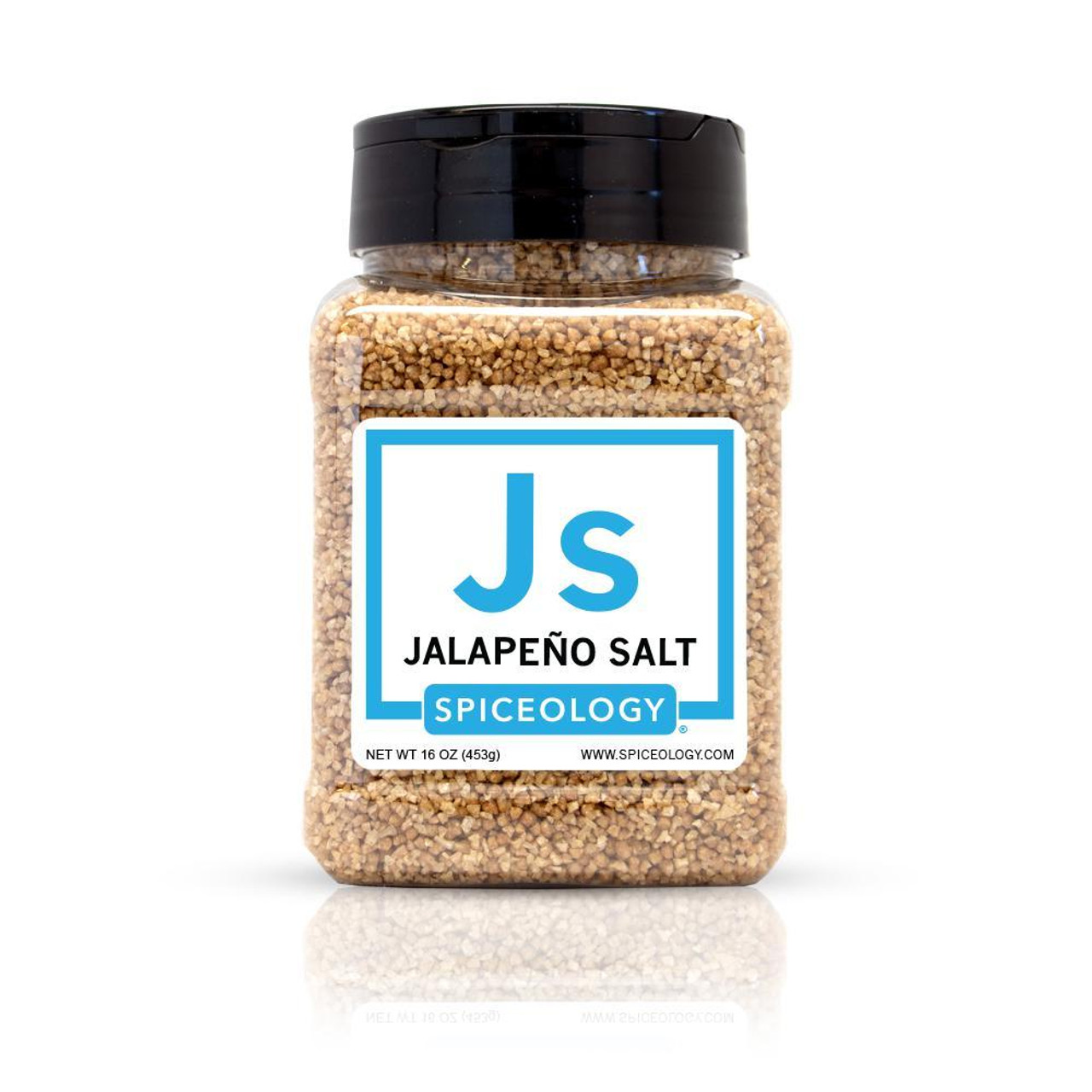 SPICEOLOGY INFUSED SALT - JALAPEÑO SALT