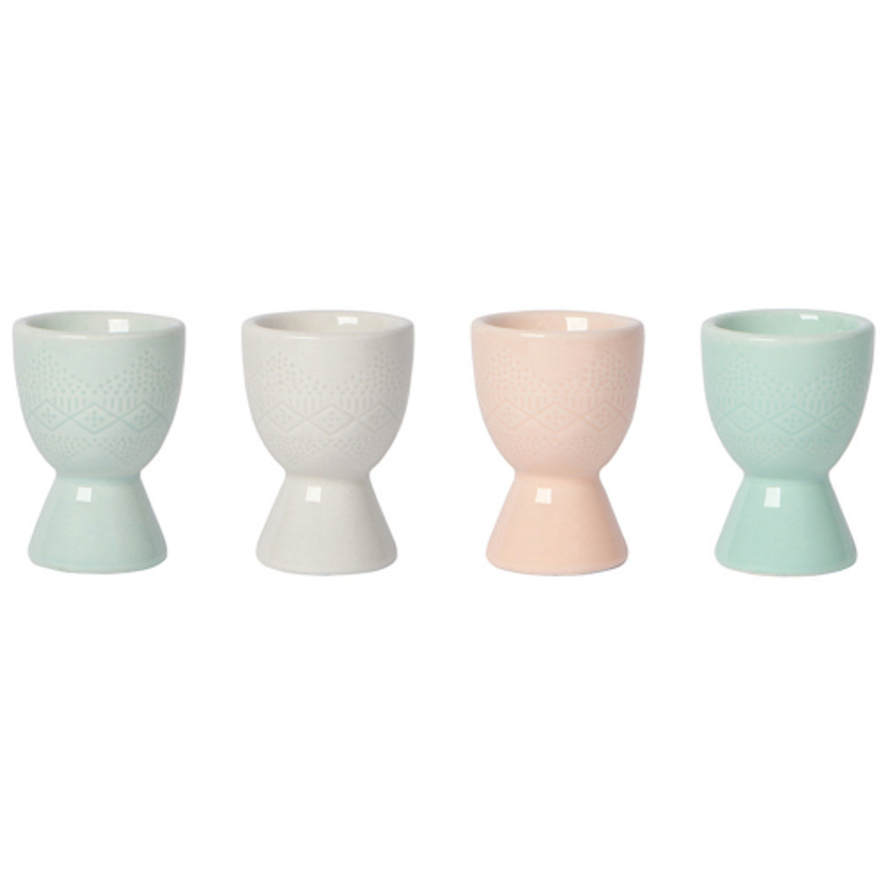 EGG CUP SET OF 4 - ADORN