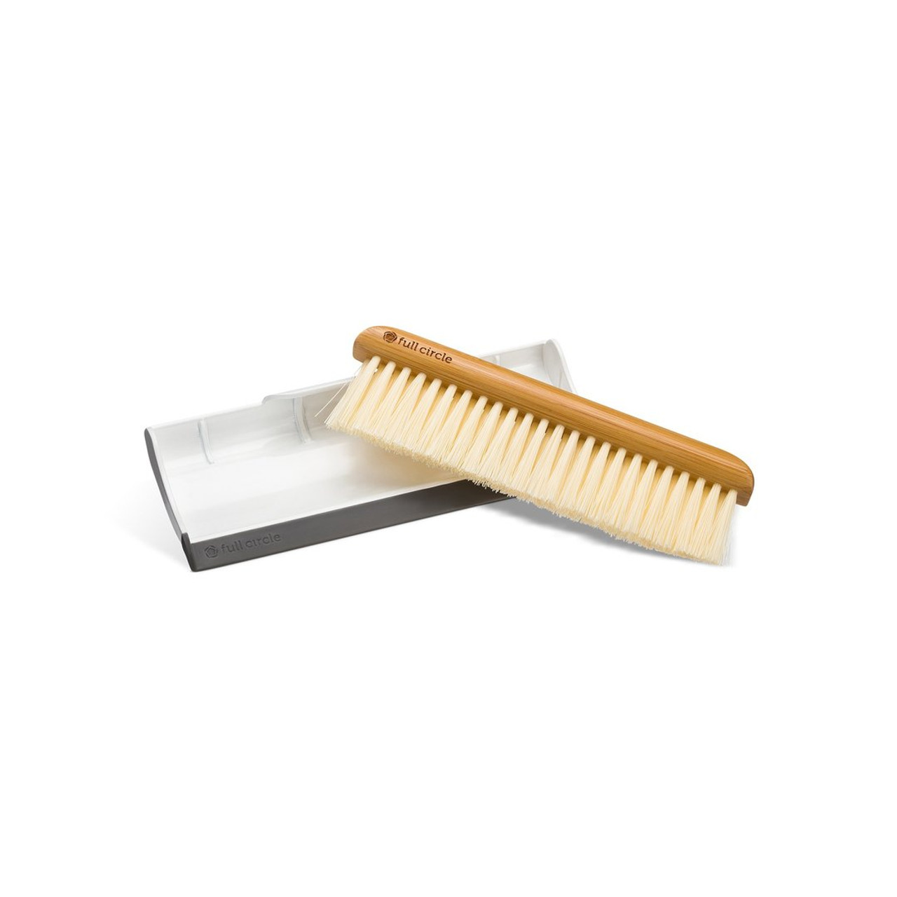 FULL CIRCLE CRUMB RUNNER COUNTER SWEEP & SQUEEGEE