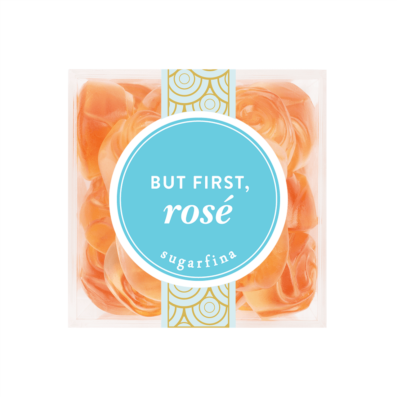 SUGARFINA BUT FIRST, ROSE (ROSES) - SMALL
